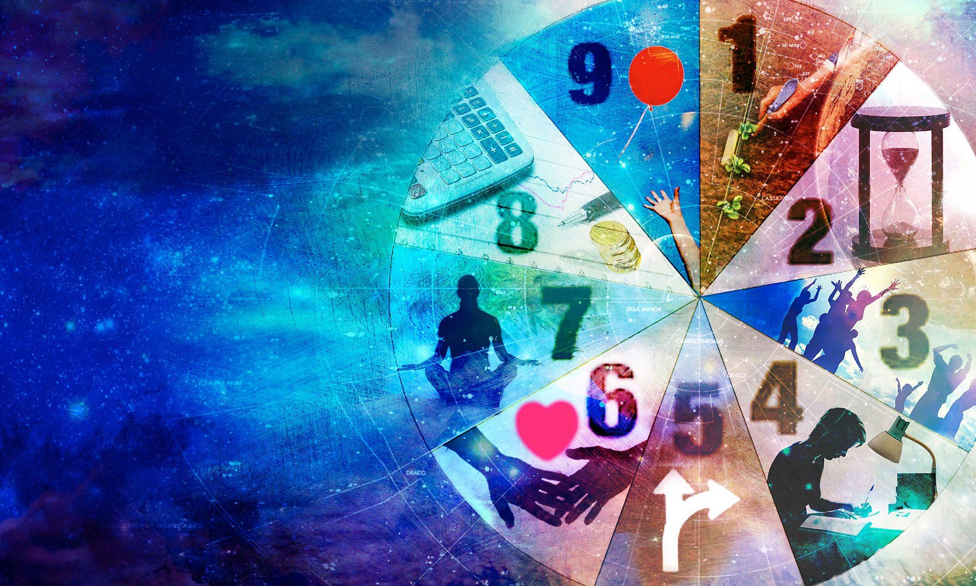 Numerology and Life Path Numbers
